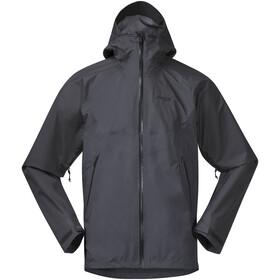 Bergans Letto V2 3L Jacket Men solid dark grey